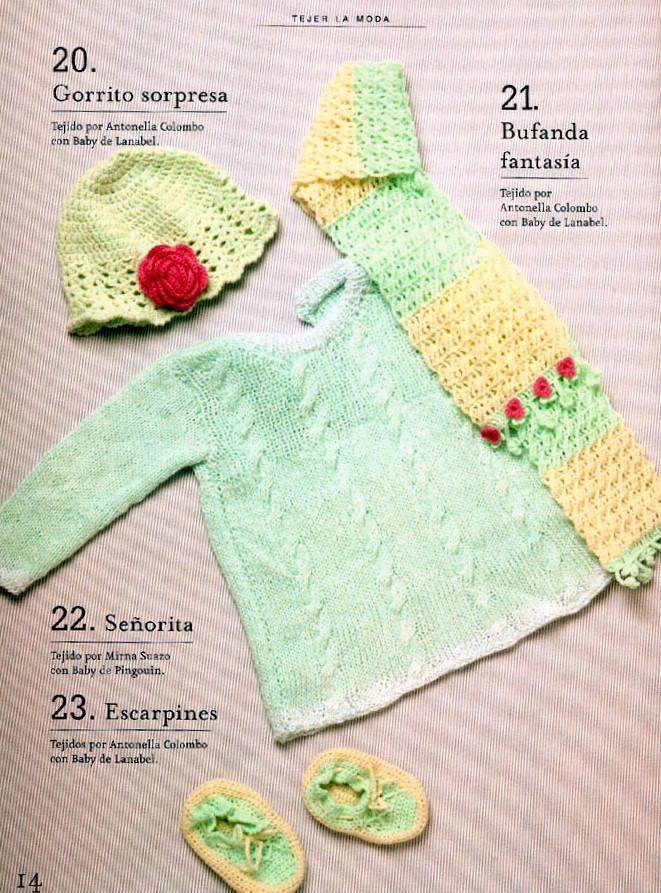 趣味编织儿童毛衣专辑