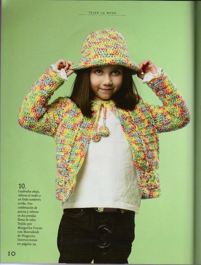 多款秋冬时尚儿童毛衣款式精选