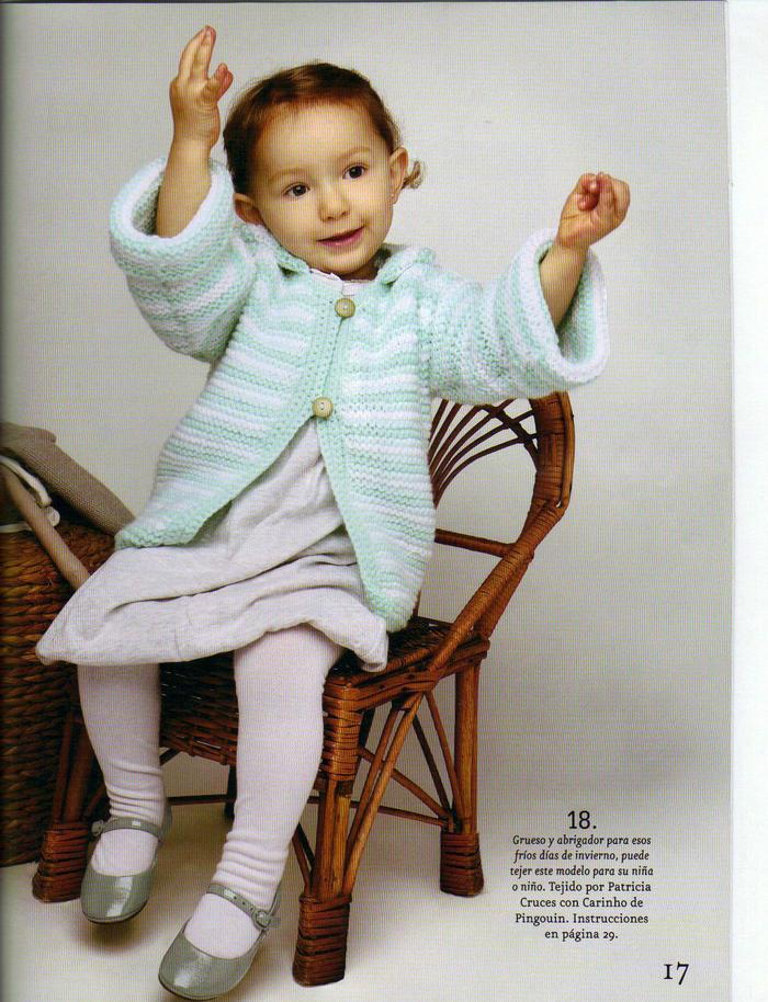 萌萌哒婴幼儿毛衣款式推荐