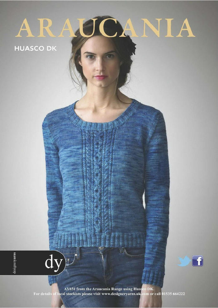 女士套头毛衣款式_棒针编织女士套头毛衣-女装图库-编织人生