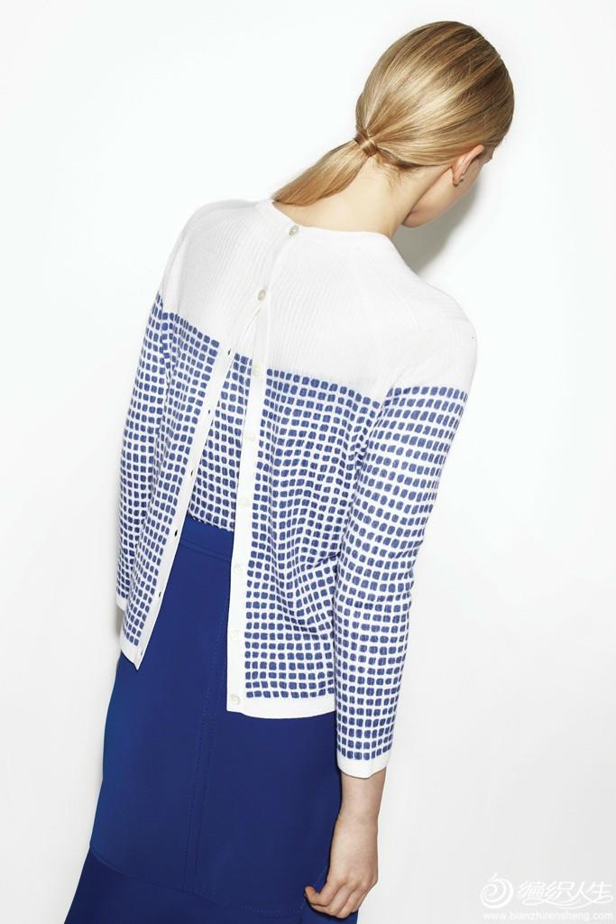 TSE 2016度假系列春夏新款女士毛衣款式