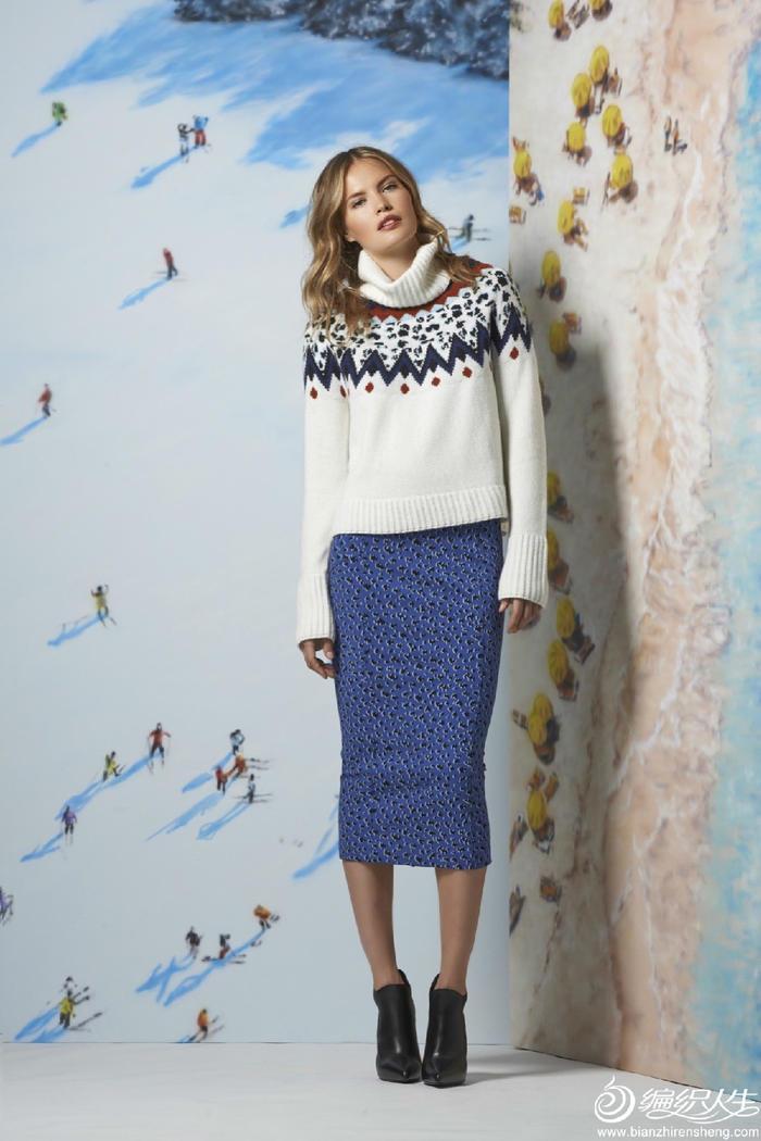 Veronica Beard  2016度假系列春夏新款女士毛衣款式