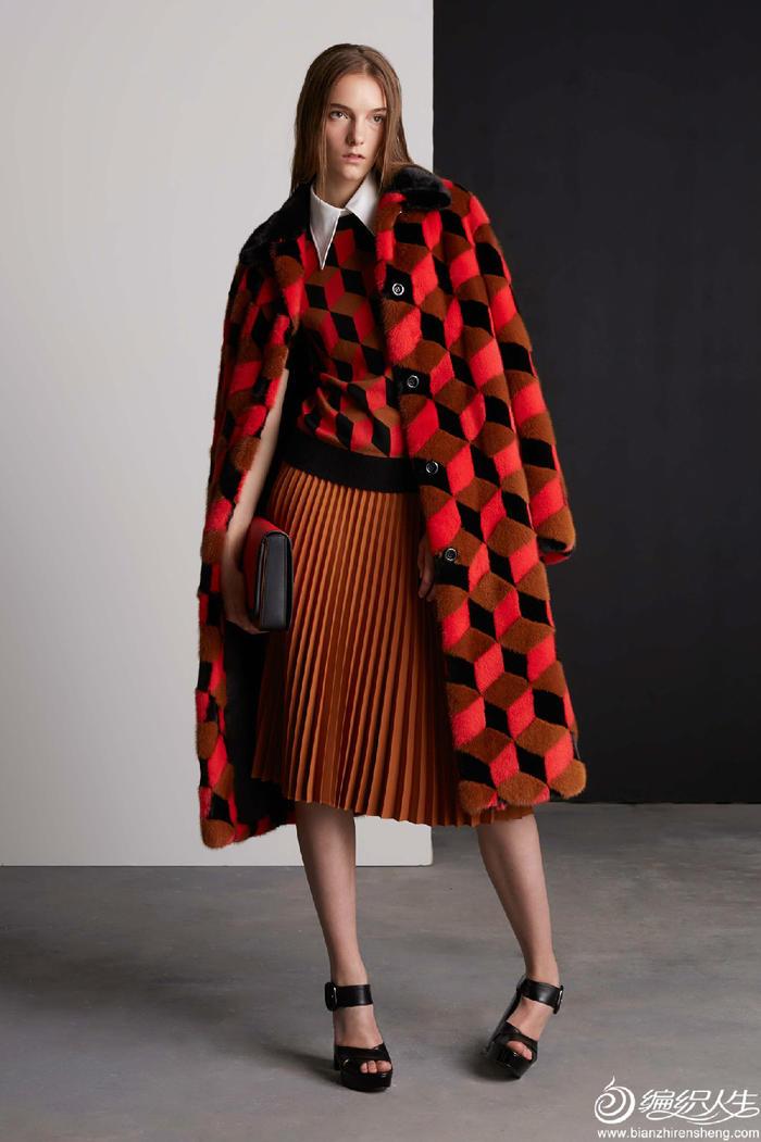 Michael Kors Collection 2016度假系列春夏新款女士毛衣款式
