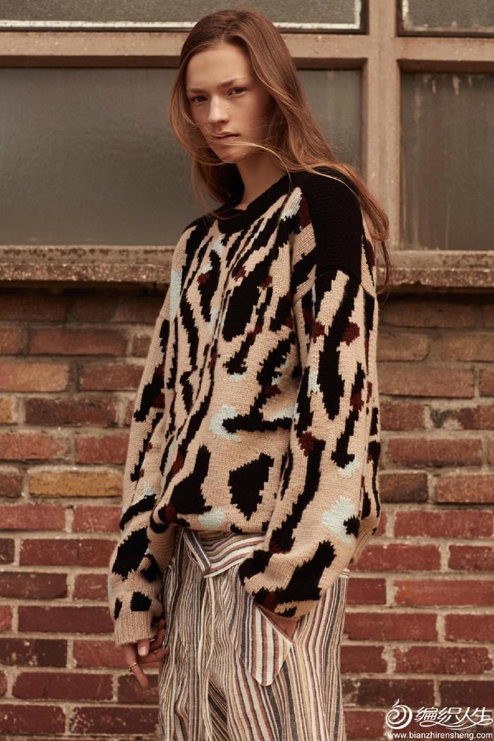 Chloé  2016度假系列春夏新款女士毛衣款式