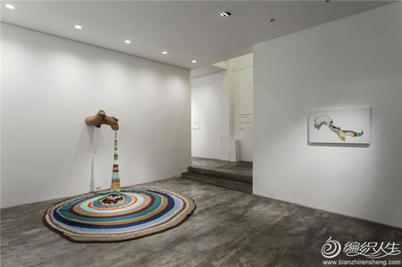秘鲁艺术家毛线