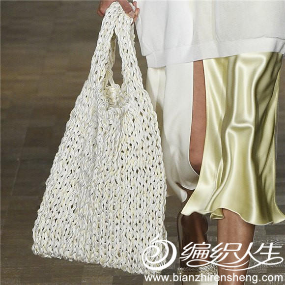 手工编织包