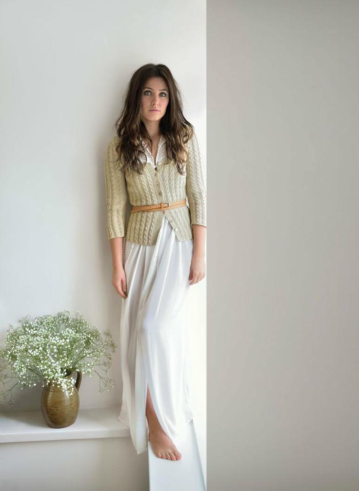 Kim Hargreaves2016春夏编织设计集《Wilder》21款女士手工编织女装