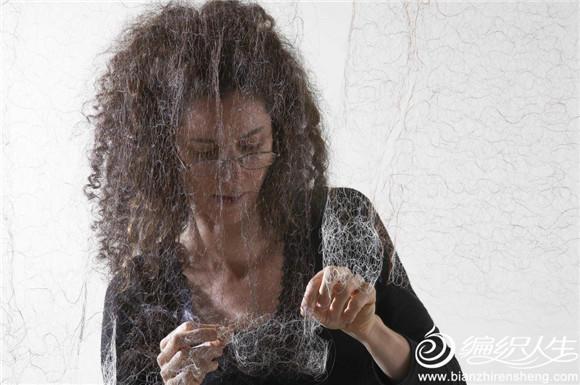 Helen Pynor头发编织