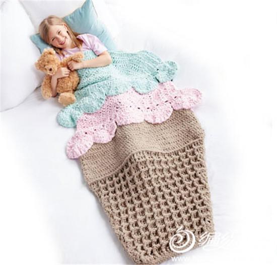 这一季你还在编织中规中矩的毯子吗?