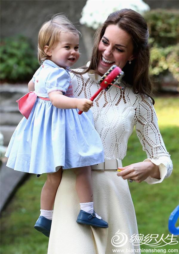 凯特王妃针织连衣裙