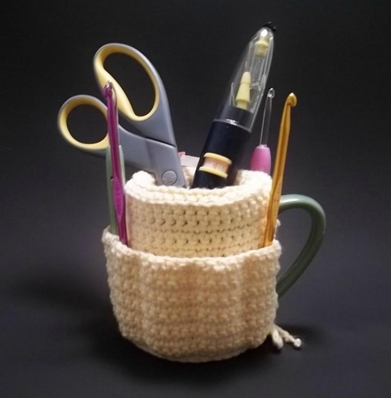 编织工具收纳