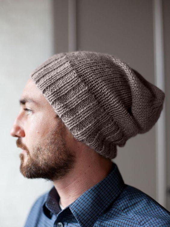 会搭配帽子的男人,衣.-编织人生移动门户