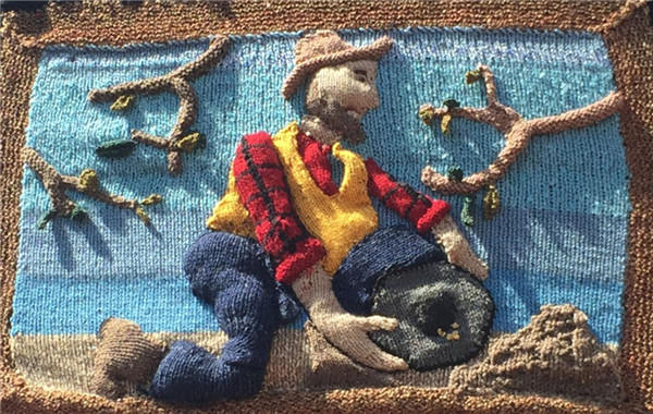 毛线编织淘金者