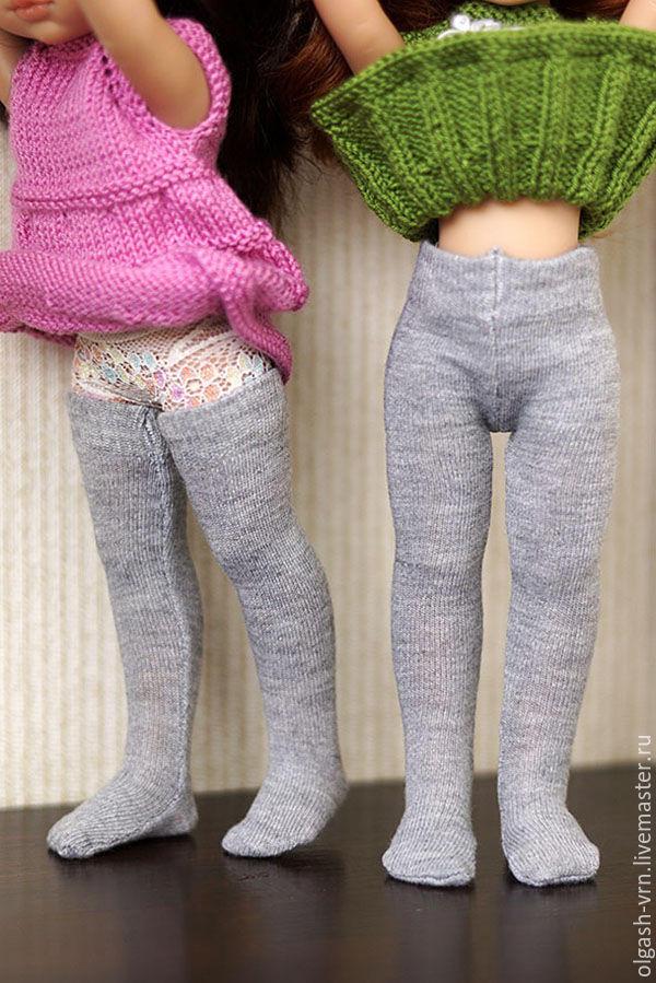 玩偶连裤袜制作方法