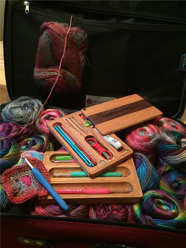 编织工具收纳盒