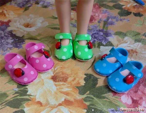 娃娃鞋制作