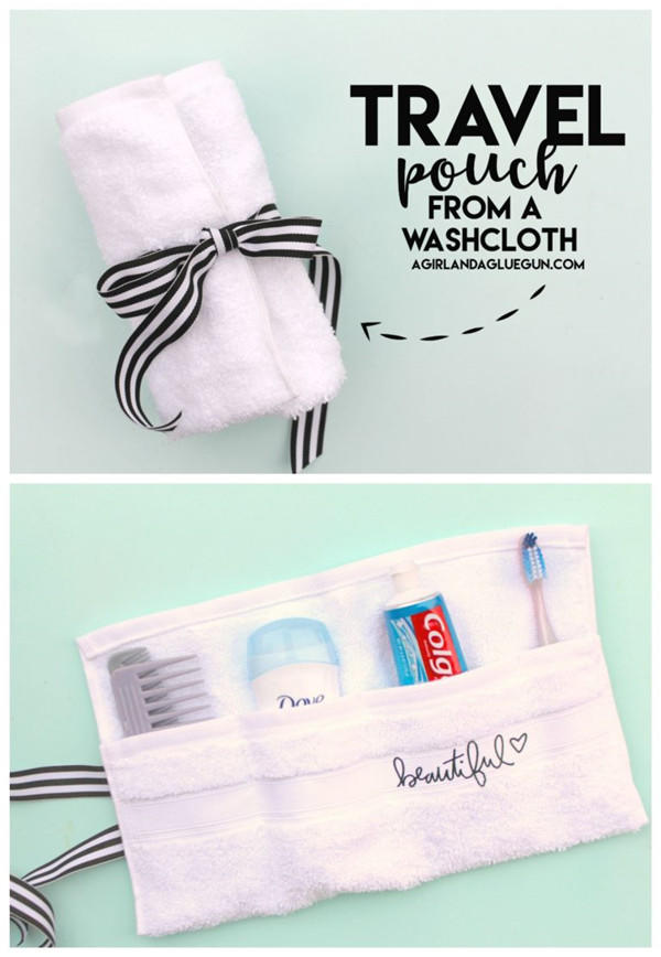 毛巾DIY