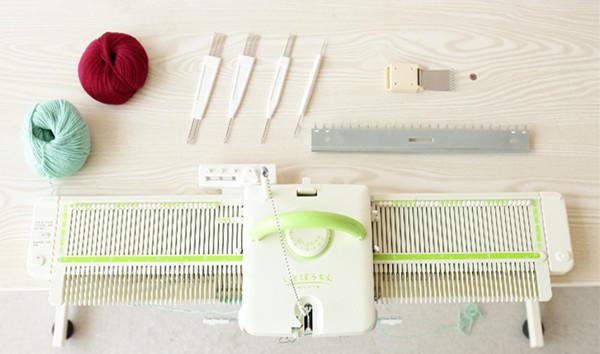 可爱编织机LK100