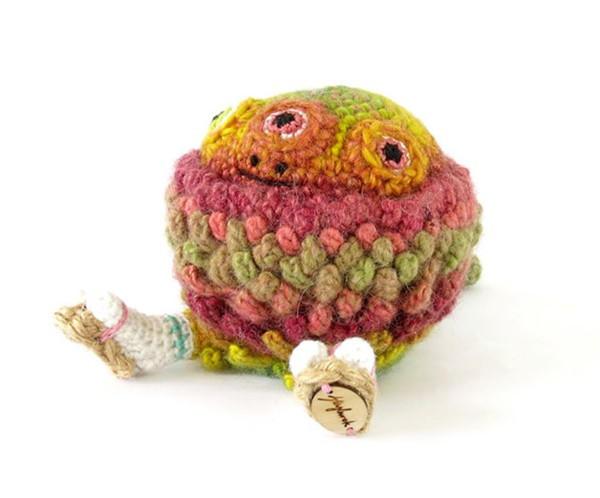 创意毛线编织
