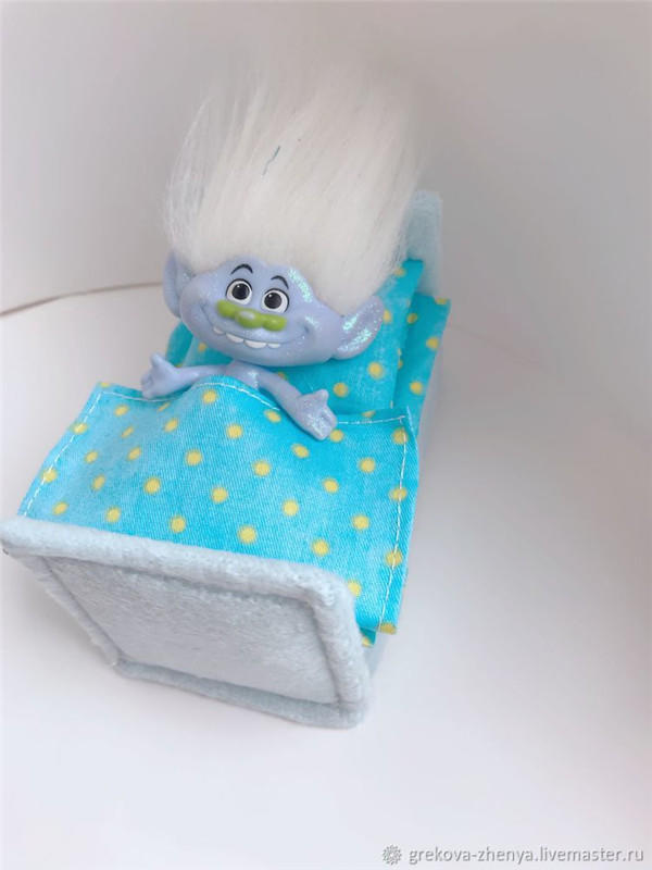 娃娃床DIY