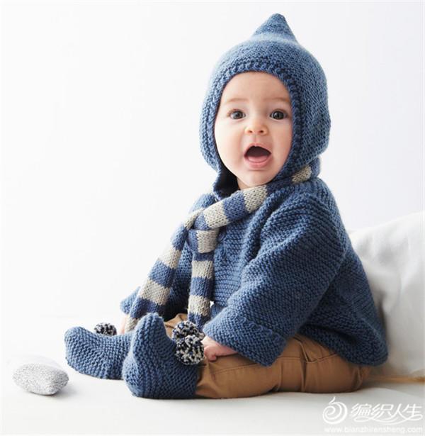 phildar婴儿毛衣款式