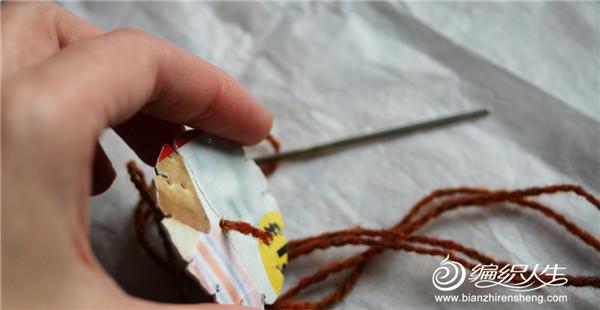 零碎毛线DIY