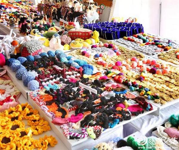 印度吉尼斯玩偶编织