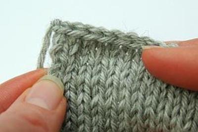 棒针编织技巧