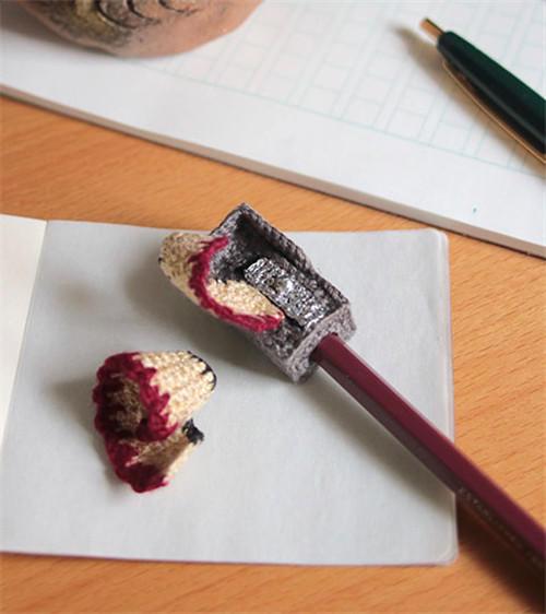 趣味毛线编织装置
