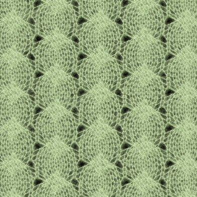 毛衣图案镂空花