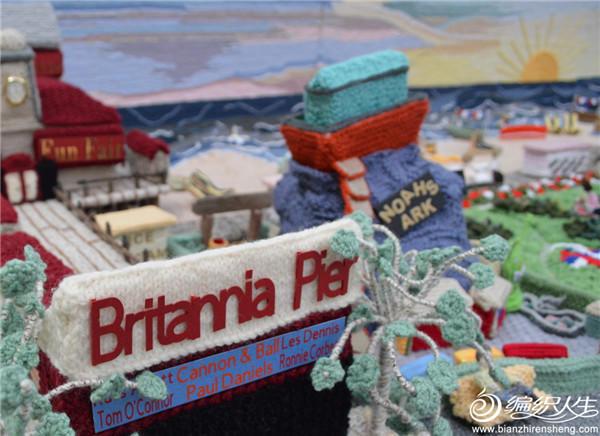 不列颠尼亚码头Britannia pie