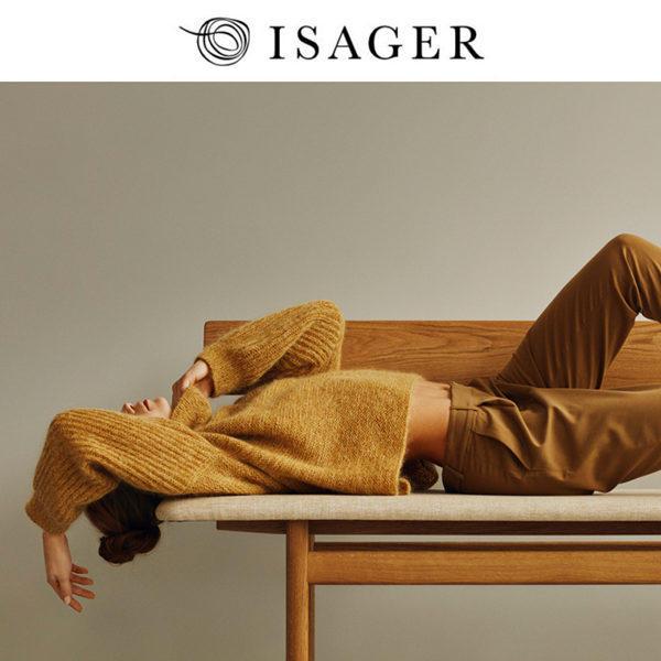 丹麦毛线品牌Isager