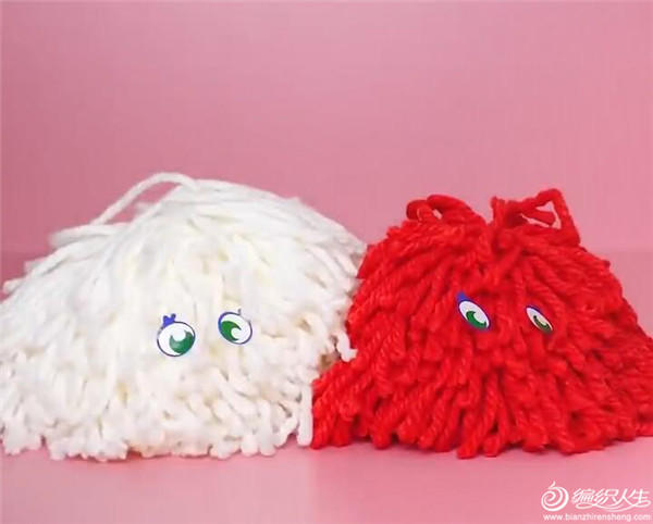 毛线球玩具