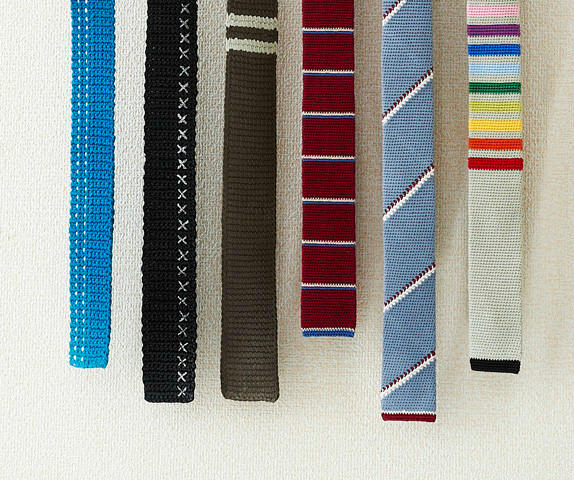 钩针编织领饰