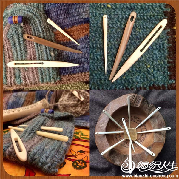 Nålebinding编织针