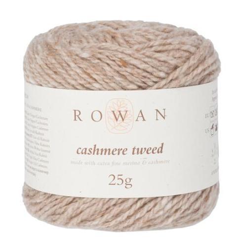 ROWAN Cashmere Tweed粗花呢羊毛羊绒
