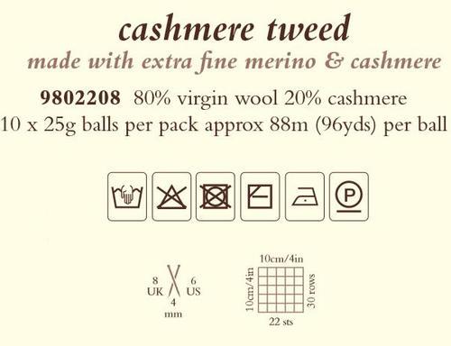 ROWAN Cashmere Tweed
