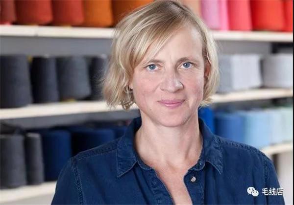 Nina Fuehrer针织设计师
