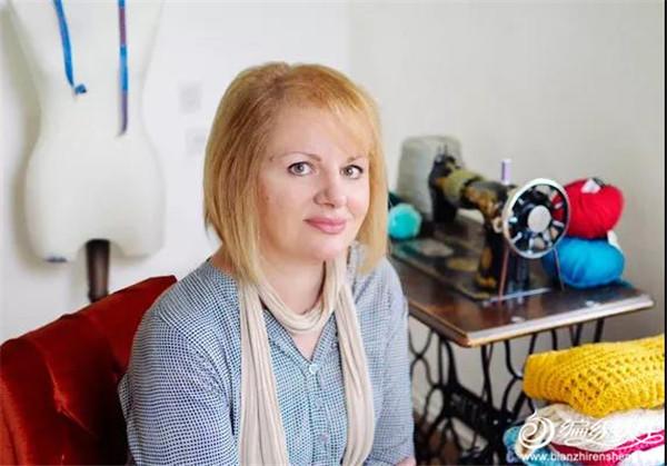 独立编织品牌Plexida的Vasiliki(瓦西利基)