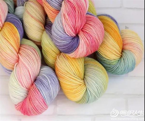 16股美丽诺尼龙混纺线