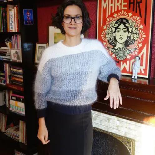 Kim Haller针织设计师