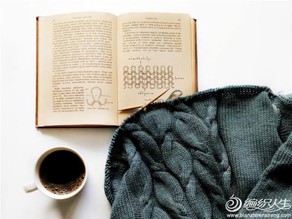 手工编织书