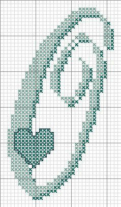 帶愛心的26個英文字母平安彩票官方開獎網圖案