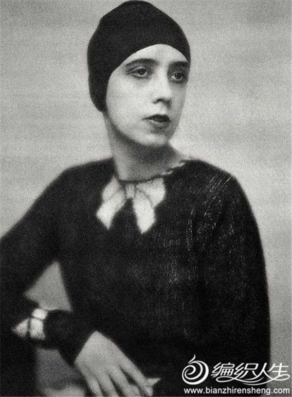 Elsa Schiaparelli 意大利时装设计师