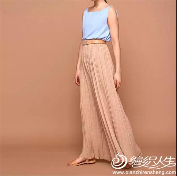 美丽诺羊毛长裤