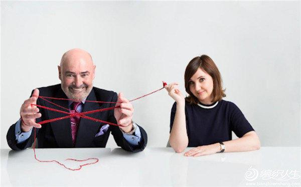 英国针织品牌『&DAUGHTER』,  由Columbia Reid和Buffy父女二人于2013年创立