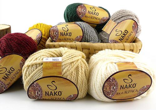 Nako Inca ALPACA 土耳其阿尔帕卡羊驼毛