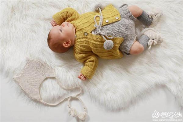 棒针宝宝套装