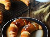 [转载]越嚼越香的面包—金牛角面包