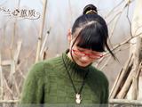 魔方~~绿色羊绒基础款毛衫(兰心蕙质2015)